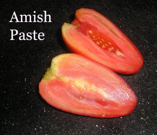 Amish Paste